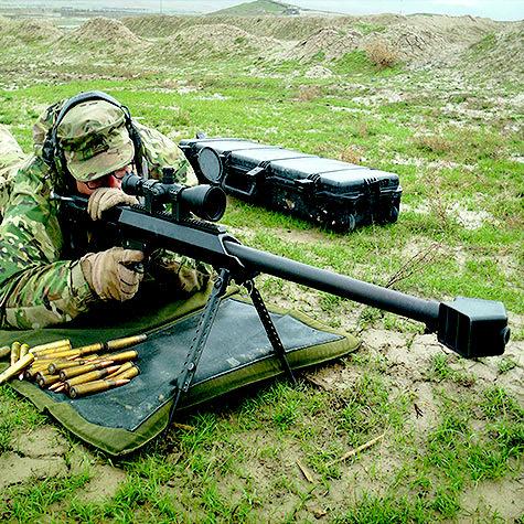 Military Range Design